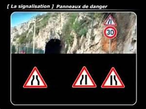 Code De La Route Signalisation : 15 code de la route la signalisation panneaux de danger youtube ~ Maxctalentgroup.com Avis de Voitures