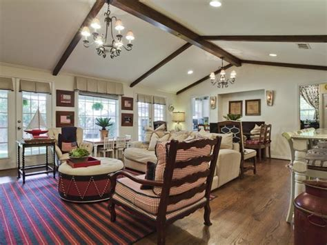 interior   ranch style homes