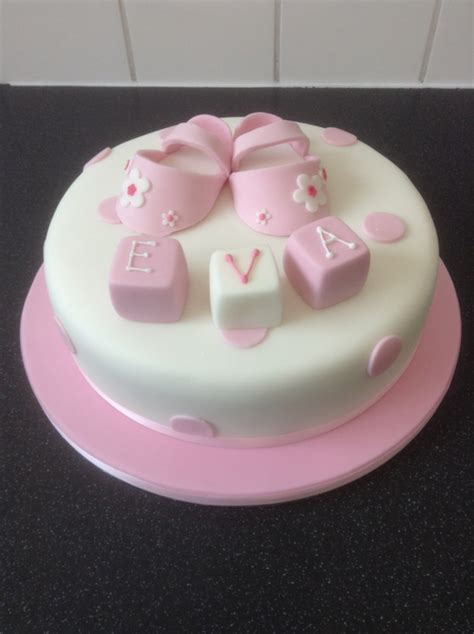 christening baby shower cakes   cake cottage