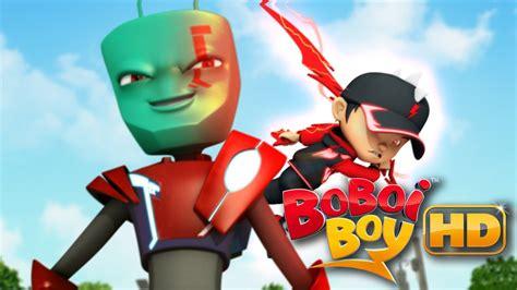 Dengan kekuatan api tersebut boboiboy menjadi lebih kuat dan berbahaya. BoBoiBoy VS Ejo Jo (HD) - YouTube