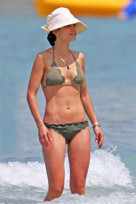 jordana brewster swimsuit jordana brewster in olive green bikini 2017 11 gotceleb