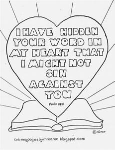 God's word coloring page.   bijbelkleurplaten   Pinterest ...