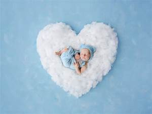 Newborn Photography Digital Backdrop for boys or girls - White cloud h – Sweet Bambini Design