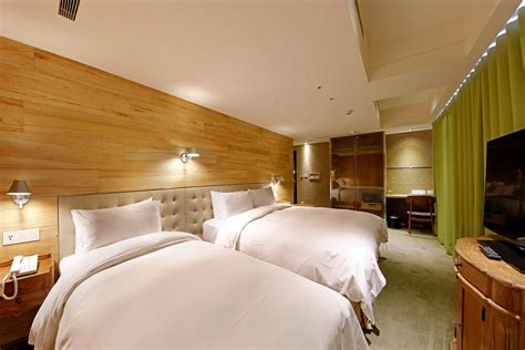 Inhouse Hotel Taichung Taiwan Room Deals Photos