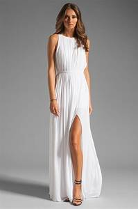 white flowy dresses dress ty With white flowy wedding dress