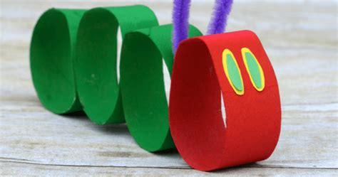 hungry caterpillar craft playdough  plato