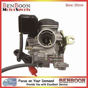 Gy6 Carburetor 50cc Promotion