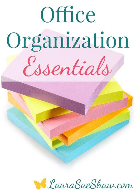 Office Essentials by Office Organization Essentials