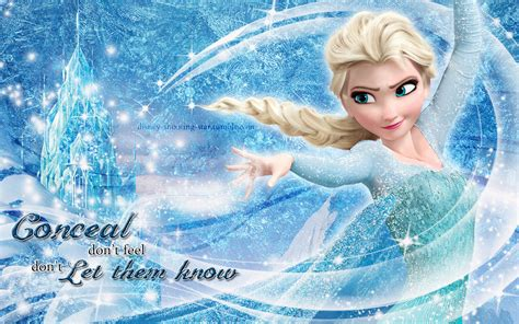 Elsa Wallpaper  Elsa The Snow Queen Wallpaper (38495967