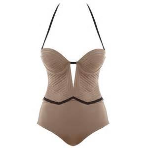 Daxon Maillot De Bain : maillot de bain 1 piece bustier golden girl bronze huit bain ~ Melissatoandfro.com Idées de Décoration