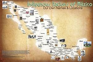 The Map Of Native American Tribes Youu002639ve Never Seen Before