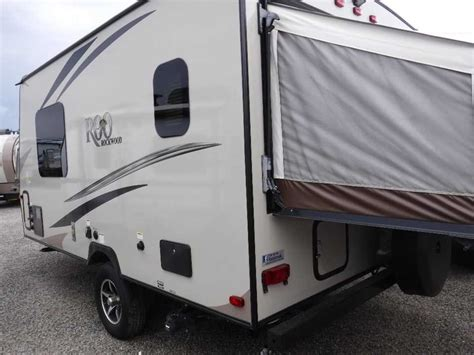 Sun Roo by New 2018 Forest River Rv Rockwood Roo 17 Travel Trailer