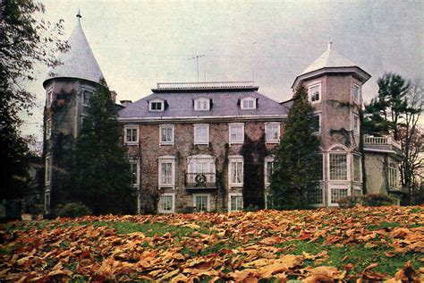 la maison de louis joseph papineau 224 montebello dans l outaouais