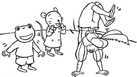 Nellie En Cezar Kleurplaat by Nellie En C 233 Zar Met Zwarte Piet Sint Zwarte Piet