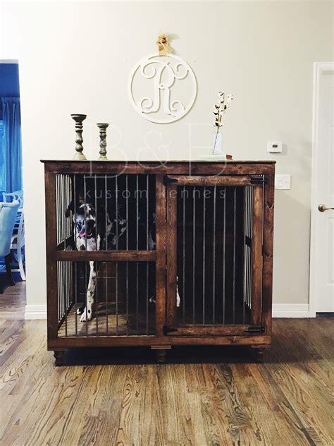 xxl single meet callie coffee color dog crate furniture dog kennel furniture great dane kennels