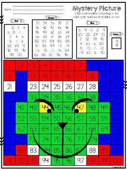 chart mystery picture  grinch  jennifer brink