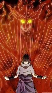 Sasuke Uchiha 00137 Curse Mark Level 2 Free Naruto ...