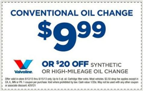 Honda Coupons For Oil Change And Tire Rotation