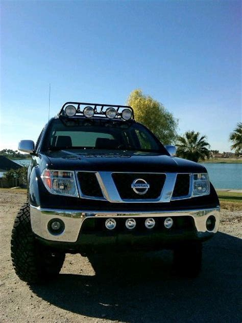 nissan frontier light bar lo pro lightcage for the 2nd gen frontier page 12