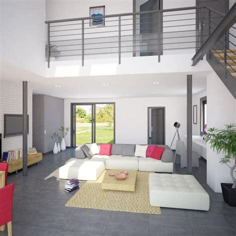 Exemple Interieur Maison Modele Maison U Mulhouse U Modèle Et Plan De Maison Volume Etage Avec Ou Sans Garage