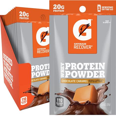 Amazon.com : Gatorade Whey Protein Powder, Cookies & Creme