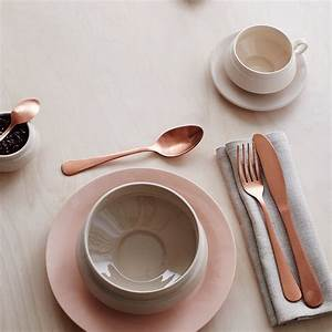 Breakfast tableware by Hend Krichen ELLE Decoration UK
