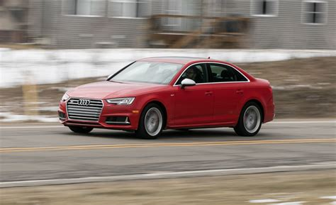 2018 audi s4 tested understated and refined performance