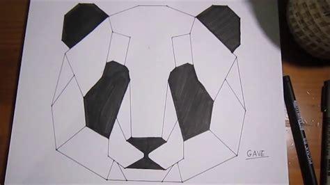 Animales Hechos Con Figuras Geometricas Diseño Artesanal