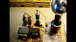 My Vacuum Tube Tesla Coil