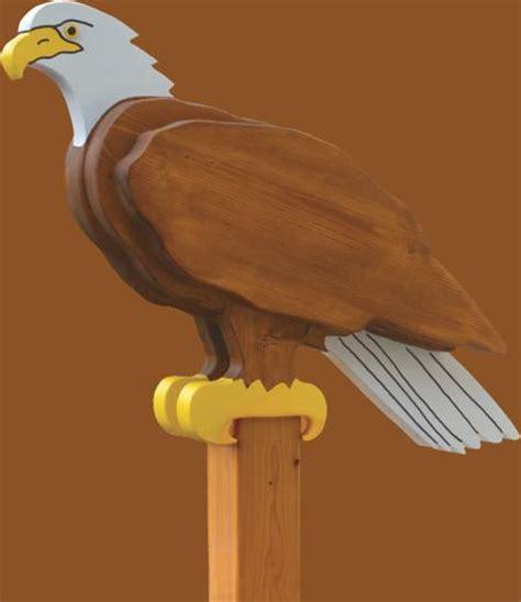 eagle sentry woodworking plan woodworkersworkshop  store