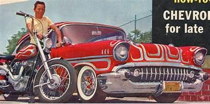 Wild Customs Mild Paint Custom Jalopyjournal 1957