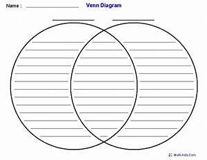 Venn Diagrams Are Very Useful Way To Set Up A Compare And Contrast Essay