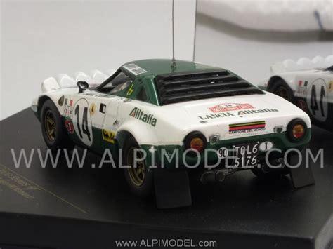 vitesse Lancia Stratos HF #14 Winner Rally Monte Carlo ...