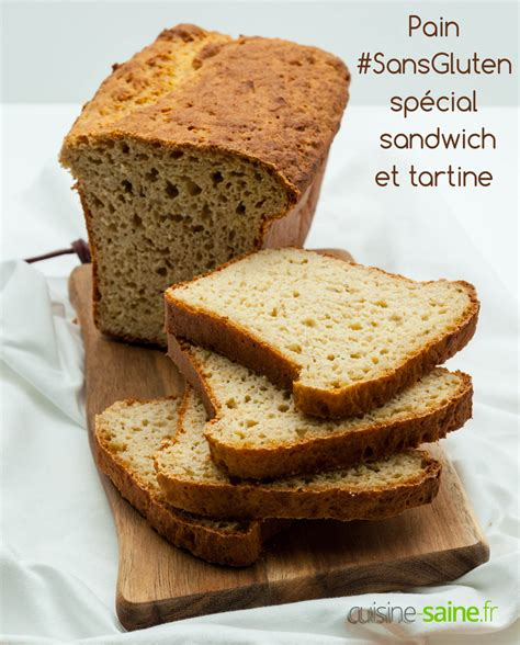 cuisine vapeur sans gluten spécial sandwich et tartine