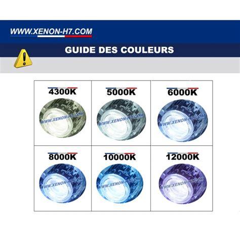 le au xenon pour voiture guide des couleurs x 233 non et installation de votre kit xenon x 233 non h7 highway distribution