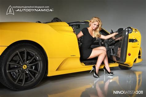 coches  mujeres resolucion hd chicas posando en coches