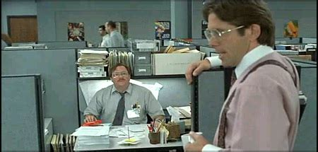 was office space filmed the history of office furniture design from the 1800 s Where