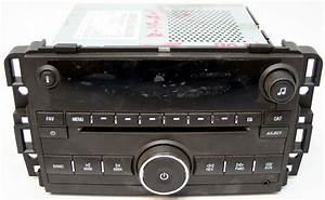 2007-2011 Chevy Tahoe Suv Factory Stereo Mp3 Cd Player Oem Radio