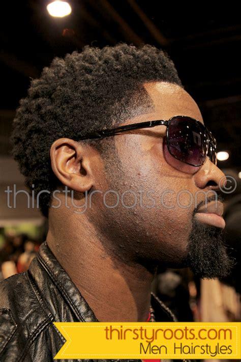 hairstyles black men