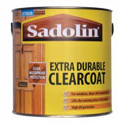 Clear Decking Stain by Products Sadolin