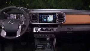 2016 toyota tacoma 4x4 sr5 interior design automototv With interior decorator tacoma