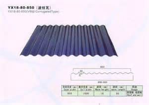 galvanized color coated ribbed corrugated steel roofing sheet buy colour steel roof sheets