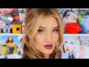 Rosie HuntingtonWhiteley shares her 5minute everyday makeup look