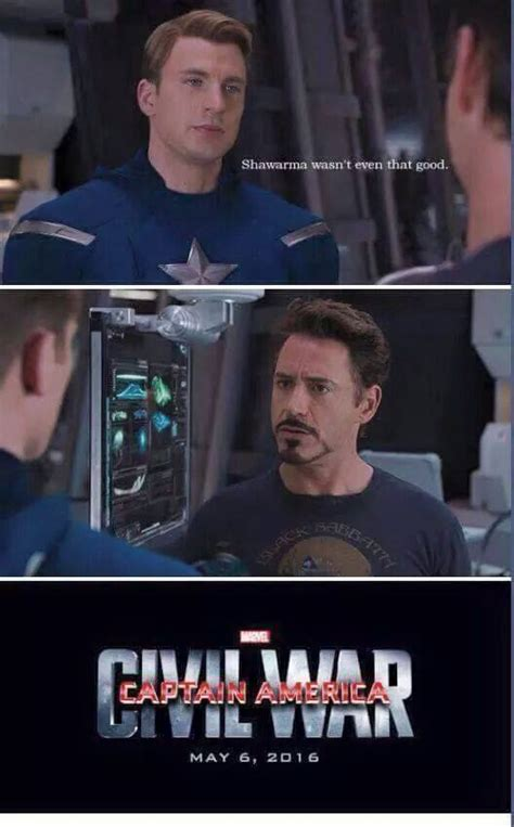 Civil War Memes - iron man vs captain america civil war