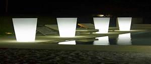 l39eclairage exterieur le secret d39un beau jardin deco cool With carrelage adhesif salle de bain avec lampes boules led solaires d extérieur