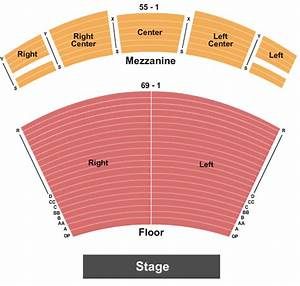 Singletary Center For The Arts Seating Chart