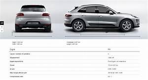 Porsche Macan 2 0 : porsche officially confirms smallest 2 0l engine for macan ~ Maxctalentgroup.com Avis de Voitures