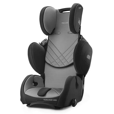 sieges recaro siège auto sport performance black groupe 1 2