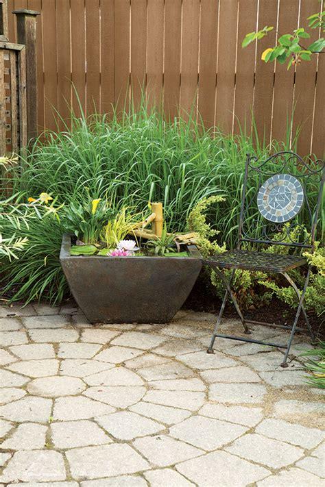 deck ponds garden water features patio ponds patio pond patio water garden aquascape