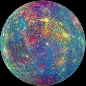 Doomed Messenger spacecraft to crash into Mercury TODAY ...